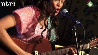 Valerie June - 'Twas Twined and Twisted' - live at Radio 6 - 16-11-2012