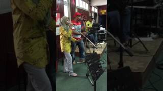 DIRGAHAYU CINTA live Haneem Ley ft Okestra Muda Bainun