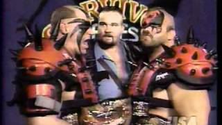 WWF Survivor Series Promo: LOD and Big Bossman