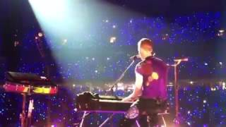 Coldplay live in Singapore - 31st March 2017 - Atlas Project