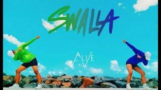 Jason Derulo - Swalla feat. Nicki Minaj & Ty Dolla $ign | Dance Choreography