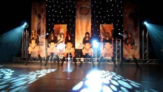 Black Eyed Peas Boom Boom Pow  - Dance Choreography