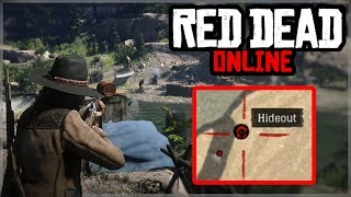 Red Dead Redemption 2- Online (Gang Hideout)