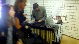 marimba in paris