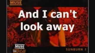 sunburn muse lyrics