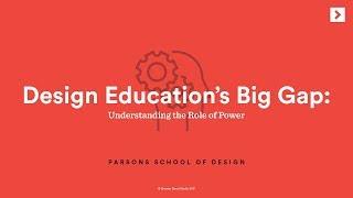 Design Education Gap