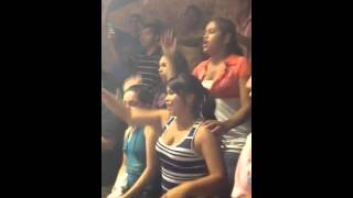 La Rosa Negra Live @A Toda Makina,san pedro sula honduras