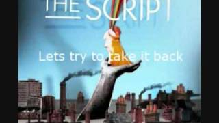 The Script - Before the worst with lyrics