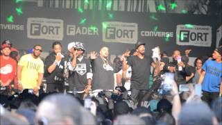 Ty$ - Paranoid - Or Nah ft. Wiz Khalifa live