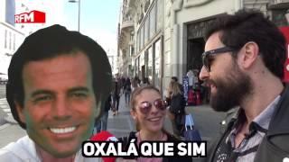 Depois de Ronaldo, Aeroporto Julio Iglesias