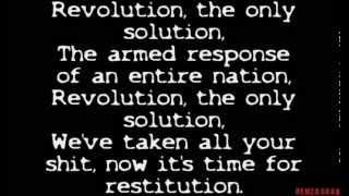 System of a down P.L.U.C.K lyrics [FULL HD]