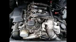 BMW EGR Valve clean