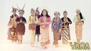 Yara - Aku Bangga Indonesia ( Official Music Video )