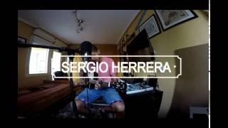 """Cover """"Amos del piano bar"""" de Taburete por Sergio Herrera"""