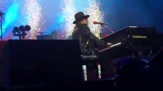 Guns N Roses November Rain (ending) Vegas 4/8/16