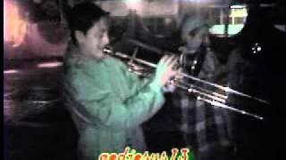 01 Juxtlahuaca Oaxaca México - Banda Santa Cecilia Mañanitas Tapatías - Fiesta Santo Domingo 2010