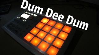 Keys N Krates - Dum Dee Dum (Andrey Papin launchpad cover)