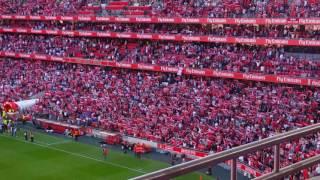 Hino do Benfica 14-04-2017