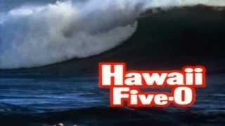 Hawaii Five O, original intro and outro.