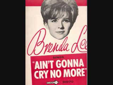 brenda-lee-aint-gonna-cry-no-more-1966-tom-smith