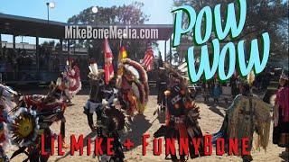 Pow Wow - MIKE BONE