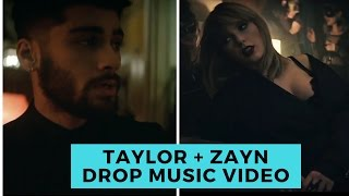 TAYLOR SWIFT + ZAYN DROP NEW MUSIC VIDEO!