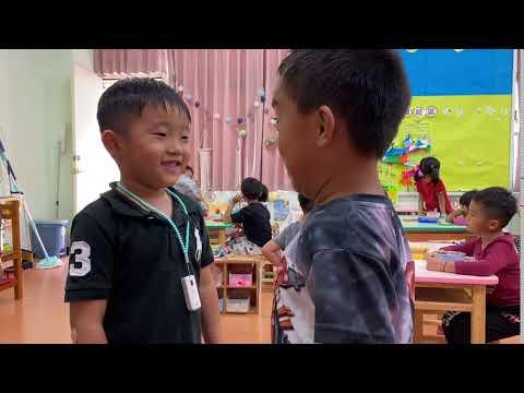 孩子問同儕會不會說閩南語