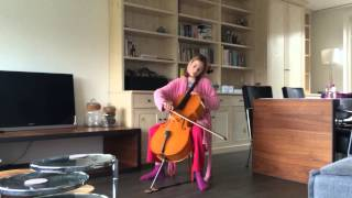 Cello spelen