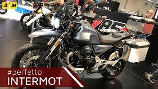 Moto Guzzi V85TT - Intermot 2018 [ENGLISH SUB] width=