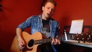 Any Ol' Barstool - Jason Aldean ( Wesley Davis Cover )