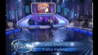 Dança Comigo: Carla Andrino (Valsa Inglesa)