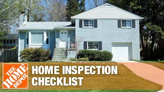 A video highlighting what to look for in a home inspection.
