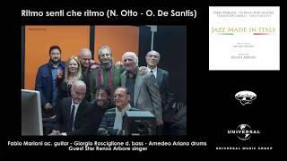 Ritmo senti che ritmo (JAZZ MADE IN ITALY), feat. Renzo Arbore