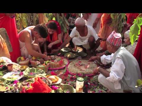 Puja for Death of Relative in Akaha, Nepal