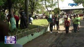 Mga kaanib sa Iglesia Ni Cristo, nakiisa sa brigada eskwela sa Bataan National High School