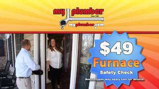 $49 Furnace Safety Check from My Plumber