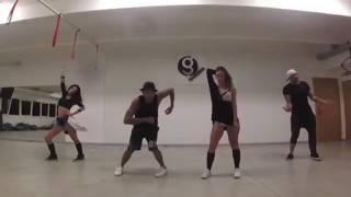 Mc kevinho ( olha explosão ) Grancaribe Dancers feat Estilo Brasileiro