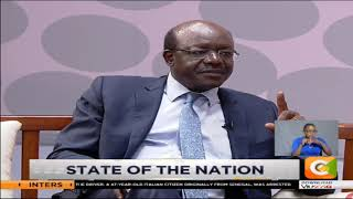 | JKLive | Mukhisa: Let the SGR be not for importation of Chinese merchandise to Kenya [Part 2]