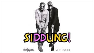 Voicemail - Siddung  (2017 By Culture Rock Records)
