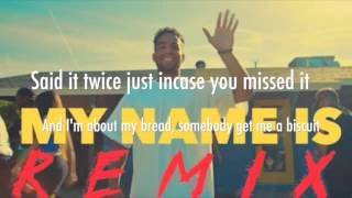 Futuristic-My Name is (Lyrics)(Official)