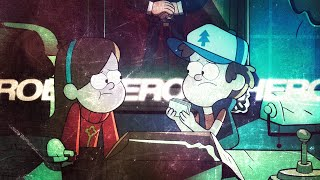 Gravity Falls AMV - Heroes