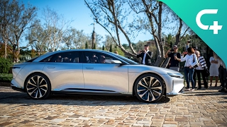 Lucid Air EV First Ride: It's Here And It's Incredible