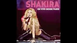 Shakira - Sale el Sol (Live)