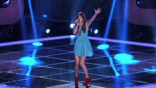 Cassadee Pope's Blind Audition