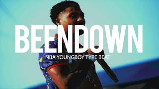"Nba Youngboy Type Beat "" Been Down "" 2018 (Prod By TnTXD x Rellymade)"