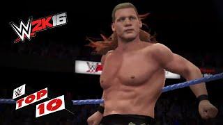 WWE 2K16 Top 10: los mejores movimientos a ras de lona