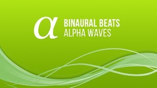 Binaural Beats Alpha Waves – Relaxing Brainwaves with Soothing Music for Meditation Trailer HD