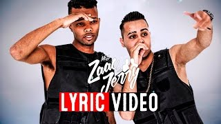 MCs Zaac & Jerry - Skol Beats Na Mente[LYRIC VÍDEO](DJ Bruninho Beat)