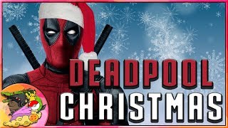 DEADPOOL CHRISTMAS RAP | feat. Rockit Gaming