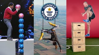 DANG! That's 𝐡𝐢𝐠𝐡 - Guinness World Records